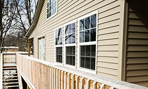 $12,150 New Siding for Your Home up to 1800...