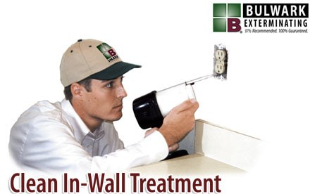 In-wall treatment