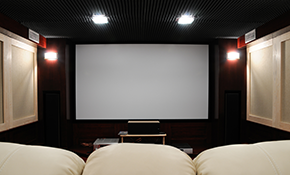 $49 for a Home Theater Consultation and Design