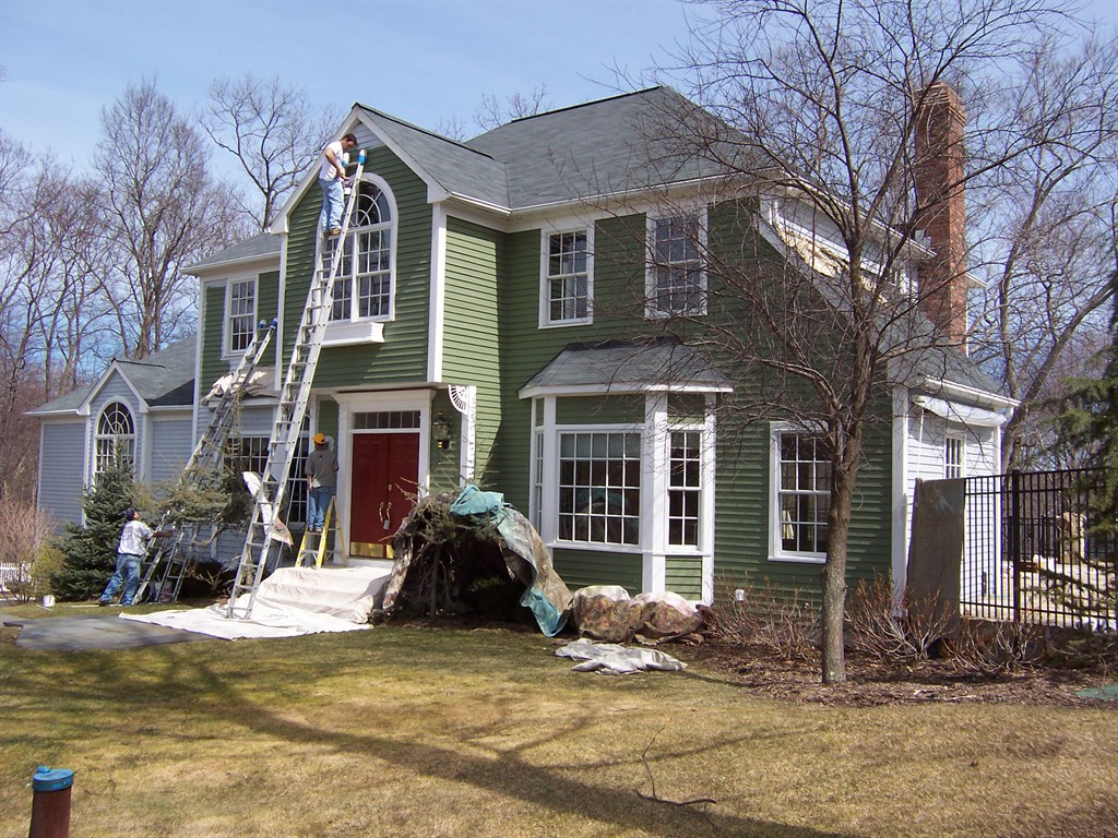 Eco house painting llc fairfield ct 06825 angies list for Eco house paint