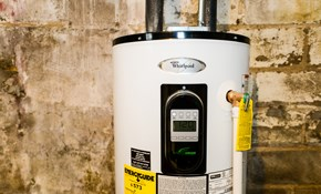 $675 for an Electric Water Heater Installed