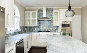 $399 Deposit for a Kitchen Facelift, Including...