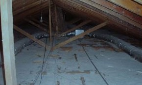 $39 for an Attic Inspection with Comprehensive...