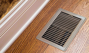 $430 Air Duct Cleaning for Up To 1,800 Square...