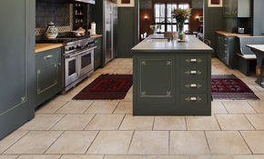 $298 for up to 200 Square Feet of Tile Flooring...
