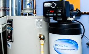 $2,695 for a New Alamo Gold 45 Water Softener...
