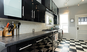 $100 for $600 Off Kitchen Cabinet Refacing