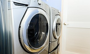 $197 for Washer and Dryer Maintenance