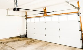 $105 Garage Door Tune-Up