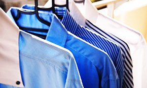 $10 for $15 Worth of Dry Cleaning