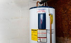 $1,249 for a 50-Gallon Gas Water Heater Installed