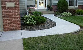 $2049 Concrete Patio, Walkway, or Driveway...