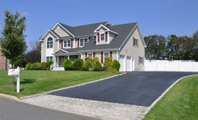 $135 for up to 600 Square Feet of Driveway...