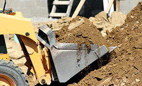 $200 for $225 Credit Toward a New Excavation...