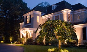 $89 for 2 Hours of Landscape Lighting Repair...