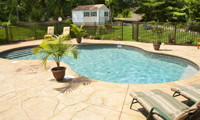 $2350 for Annual Pool Service Agreement