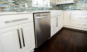 $125 for Dishwasher Appliance Installation