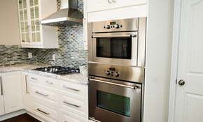 $150 for Double Oven Appliance Installation