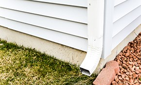 $399 for up to 50 Linear Feet of Gutter Repair