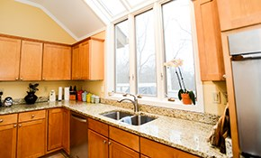 $55 for a Kitchen or Bathroom Design Consultation...