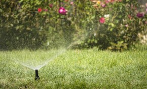 $265 Three Visit Sprinkler Maintenance Package