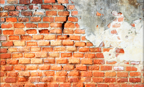 $599 for 4 Hours of Masonry Repair