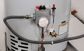 $875 for a 50-Gallon Gas Water Heater Installed