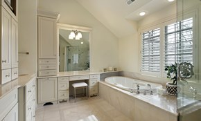 $50 for a Bathroom Design Consultation with...