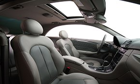 $110 for Interior Auto Detailing and Exterior...