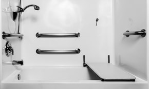 $298.43 for 2 Grab Bars - Includes Bars and...