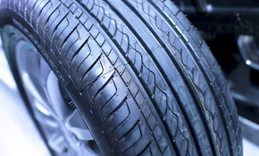$90 for $100 Credit Toward Tire Purchase