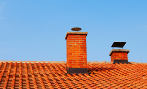 $295 Chimney Cleaning & Stainless Steel Chimney...
