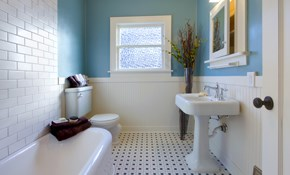 $250 for $500 Credit Toward Bathroom Remodel