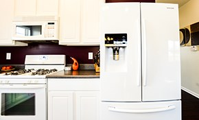 $200 for $220 Credit Toward Large Appliance...