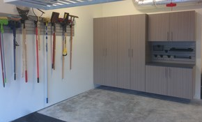 $950 for $1000 Credit Toward Garage Cabinets