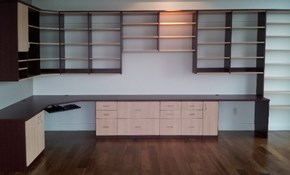 $950 for $1,000 Toward a Custom Home Office