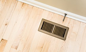 $375 for an Eco-Friendly Air Duct Cleaning