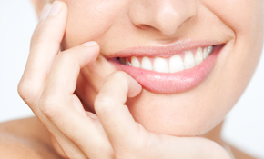 $300 for In-Office Zoom Teeth Whitening