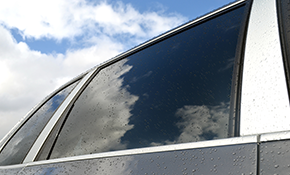 $106 for 2-Doors Window Tinting With Lifetime...