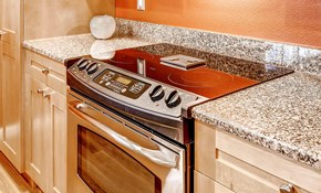 $1,999 for 45 Square Feet of Custom Granite...
