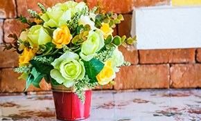 $50 for $60 Credit Toward a Floral Arrangement