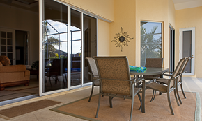 $1,499 for a Milgard Sliding or French Patio...