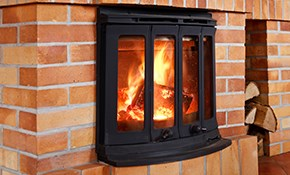 $145 Fireplace and Furnace Chimney Sweep