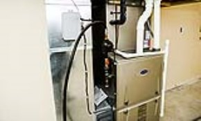 $1,900 for a New Gas Furnace Installed