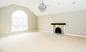 $140 for Four Areas of Carpet Cleaning