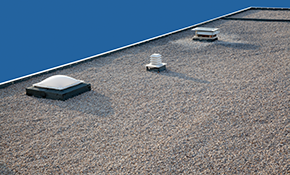 $69 Flat Roof  Inspection and Gutter Cleaning