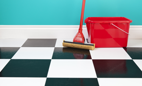 $125 for Ceramic Tile and Grout Cleaning...