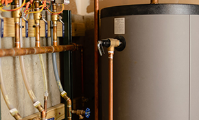 $150 for Annual Water Heater Maintenance