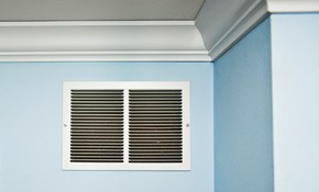 $116 Air Duct Cleaning with Unlimited Vents