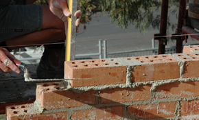 $1,280 for 16 Labor Hours of Masonry Repair